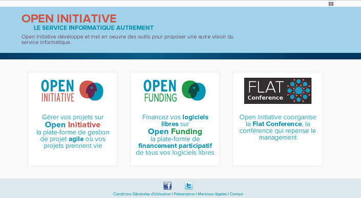 Open Initiative Homepage - Free Software Services